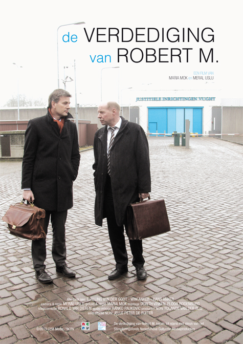 Trailer De verdediging van Robert M.
